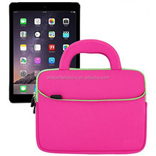 factory price neoprene notebook cover fit for Apple Ipad 6/5/4/3/2