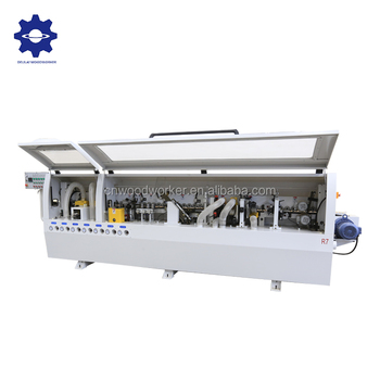 R7 Edge banding machine for making panel furniture