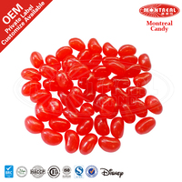 Strawberry Flavour Jelly Bean