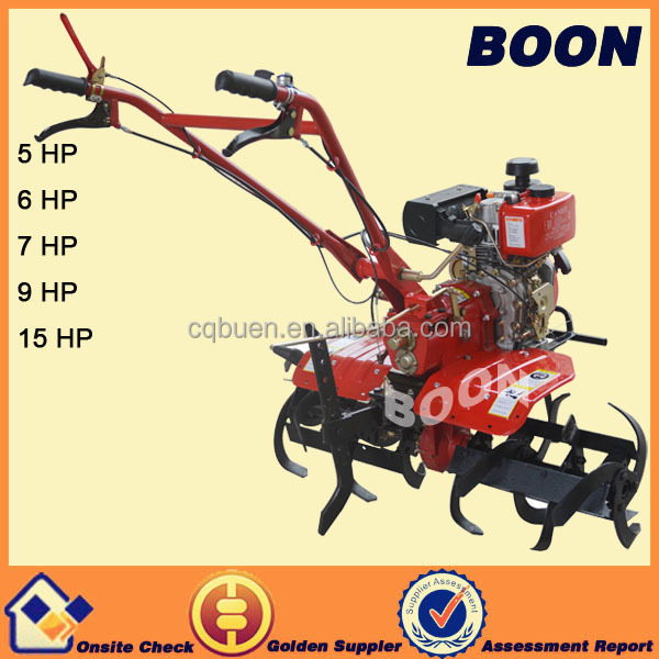 Mini Rotary Power Tiller for Agriculture