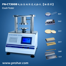 LCD paper ring crush tester for ect edge crush test