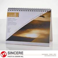 The custom wholesale calendar printing