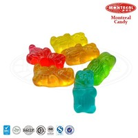 Jelly Candy Bear with Gift Packaging