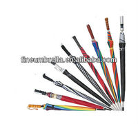 different kinds materials golf umbrella