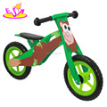 Newest design best wooden baby bike for training balance W16C064