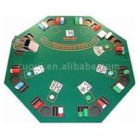 48' two fold Black Jack & Poker Game Table Top