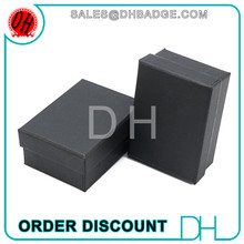 Fashion Color Custom Paper Cufflinks Boxes