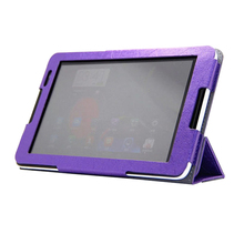 18-023 Alibaba Factory price universal Leather Cover 7 inch tablet case for ipad Mini