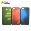 Novelty Manufacturer Color Changing Thermal Sensor Matte Phone Case for iphone