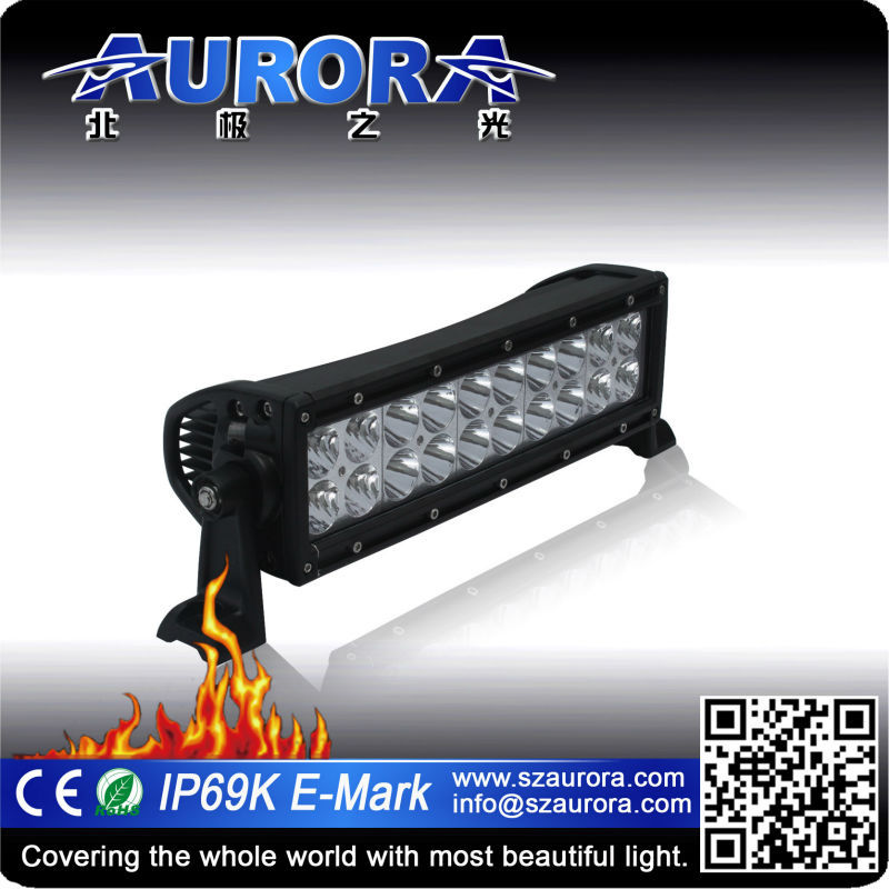 High Quality Double Row 4x4 high power led off road light