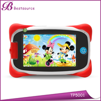 China mini tablet PC wholesaler 5.0 inch mini size 32G TF Card 1G RAM kids tablet pc android 4.4