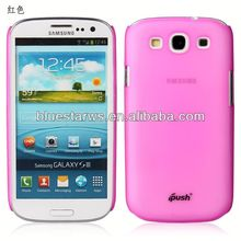 mobile phone rubber case for samsung galaxy s 3 iii s3 i9300