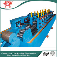 New Design Products High Frequency Straight Seam Welding Mill Machine