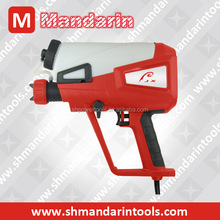 best selling paint spray gun 550W gravity model