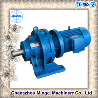 industrial sewing machine used X/B Planetary boat Pin wheel Cycloidal Speed Reducer Gear box with electric motor