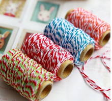 Popular New Arrival Baker Twine Gift Packing Rope