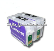 high quality refillable ink cartridge t1371/1371 for Epson K100/K200/K300