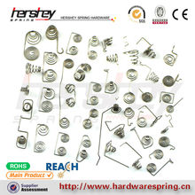 Custom high quality different types controller spring manufacturer in China