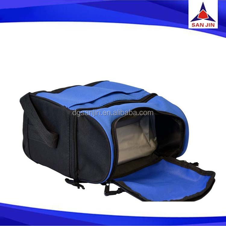 non woven bottle cooler bag picnic lunch bag for outdoor