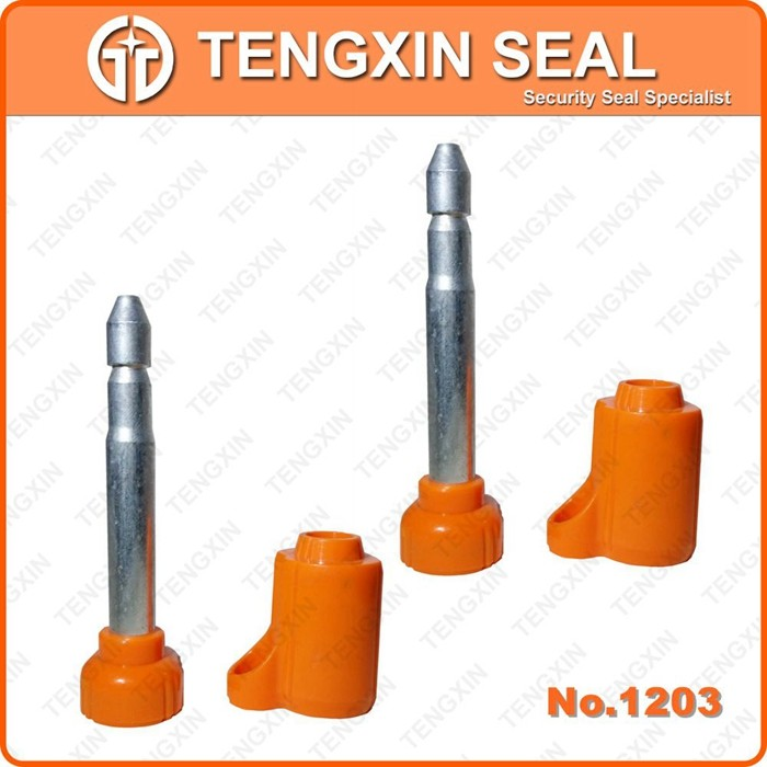 Van Door Latch Bolt Seal Bullet Seal