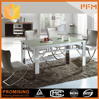 facotry price round marble top modern dinner table