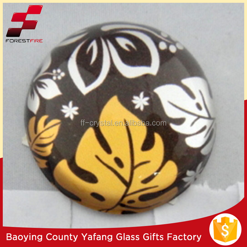 Custom Insects Acrylic Glass Ball Paperweight (FF-G27151,50,52,53,54,55)