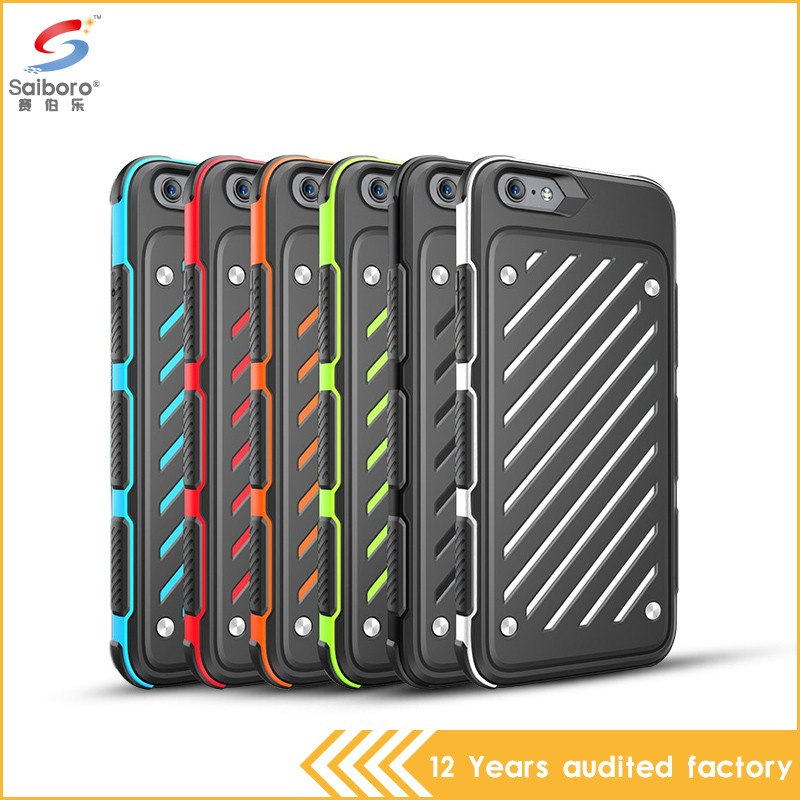 Free sample high quality design shockproof telephone case for iphone