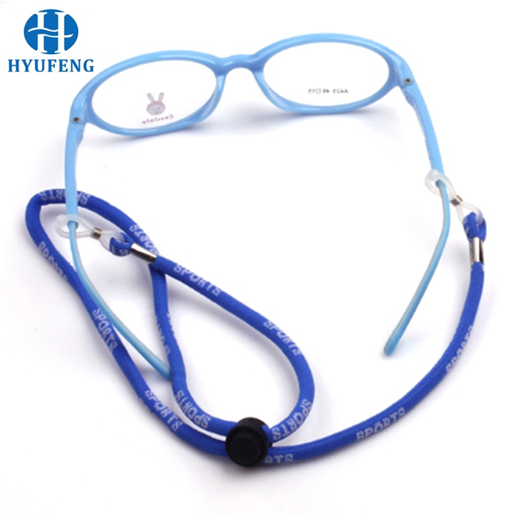 Different Color Floating Sunglass Polyester Cord Strap