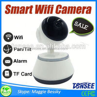 1.0 MP HD smart home wifi IP camera ,hd wifi camera, Cheap Poe Nvr Kit