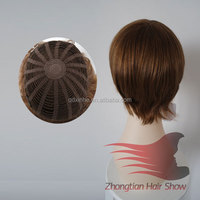 Best Selling Women Hair Topper Human Hair toupee for women Replacement System Hairpieces