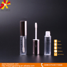 natural lip gloss bottle cosmetic use oem