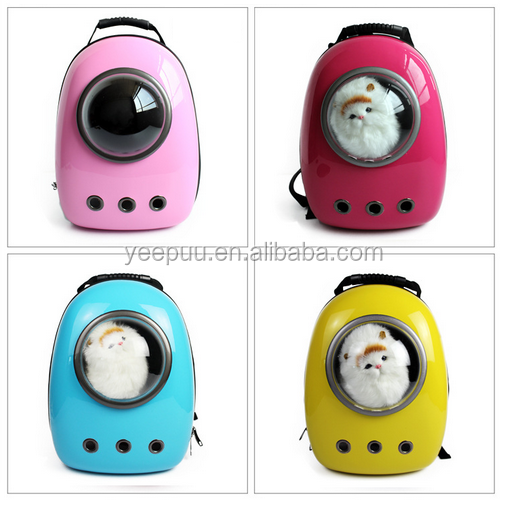 Cart/Dog Capsule Carrier Backpack Bubble Pet Dog/Cat Carriers