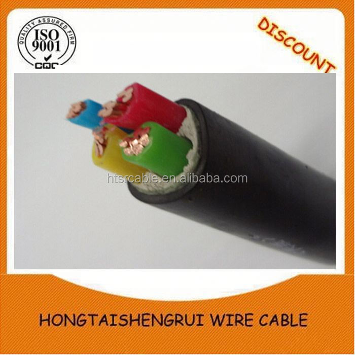 Made in China 4 Cores XLPE Insulated LSOH Sheathed Armoured Power Cables