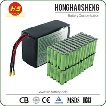 20s8p li-ion battery pack 72v 20ah electric bicycle battery for e-bike