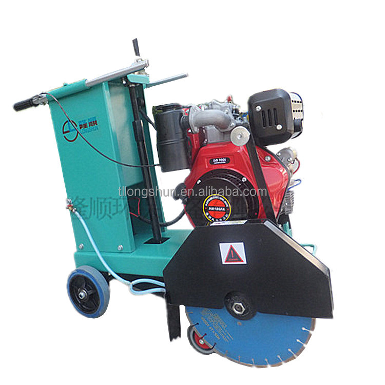 Diesel concrete saw cutter (HQS-400B)