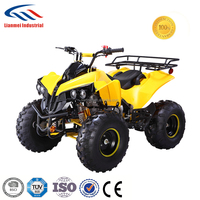Brand New Cheap Kids Gas Powered ATVs 110cc Racing ATV for Wholesales