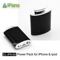 Battery pack for iPone iPod