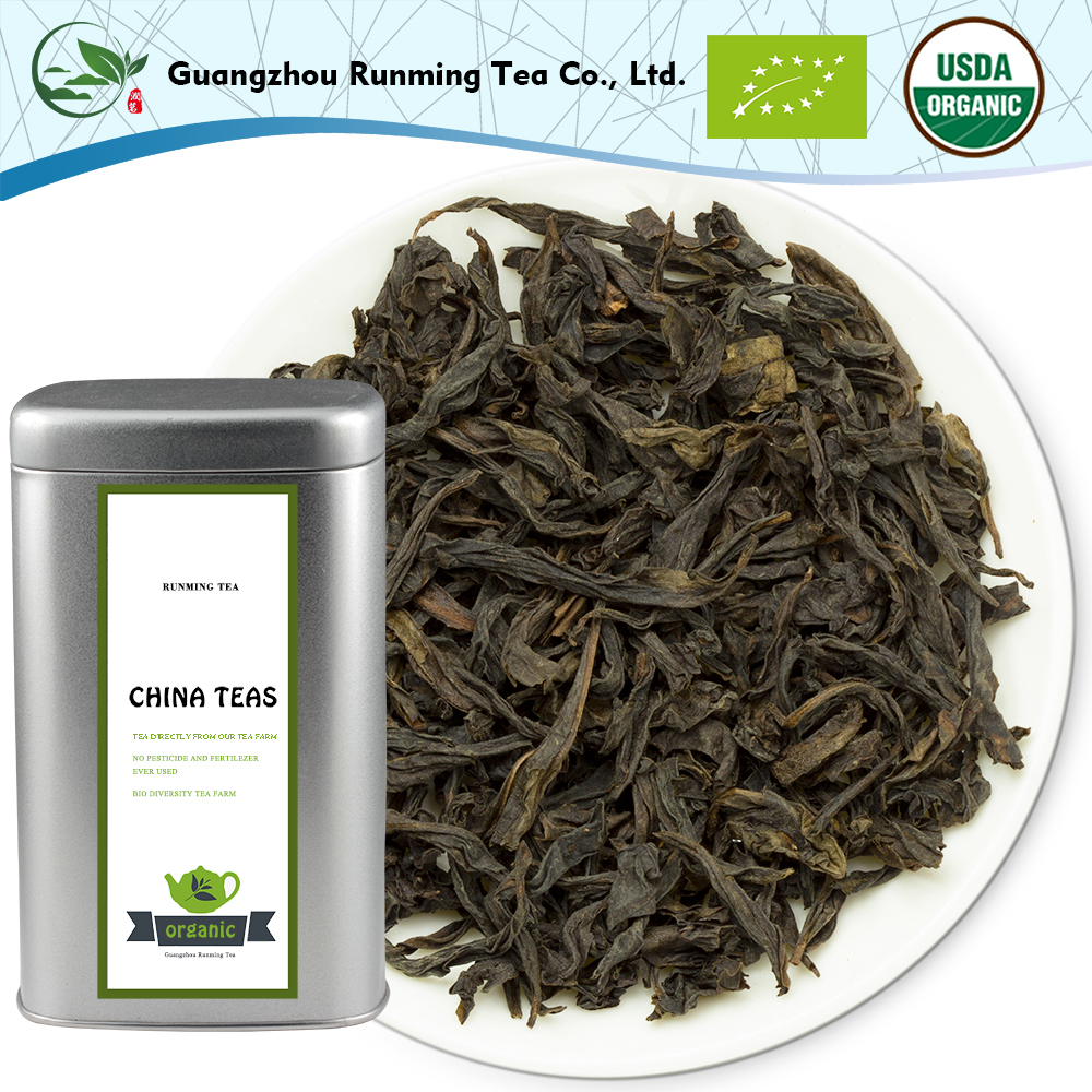 Wuyi Mountain Organic Da Hong Pao/Big Red Robe Oolong Tea