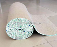6mm PU foam carpet underlay