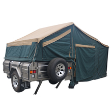 Mobile caravan camper trailer/camping trailer from a direct manufacturer