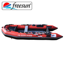 Military Rescue PVC Inflatable Boat for Sale