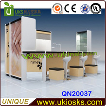 Modern new type mdf backed paint manicure table