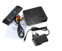 RUSSIA/EUROPE/THAILAND DVB T2 Tuner MPEG4 DVB-T2 HD Compatible With H.264 TV <strong>Receiver</strong> W/ RCA / PAL/NTSC Auto Conversion box