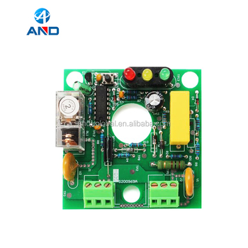 electronic cctv camera pcba custom enig 1.6mm multilayer pcb assembly with