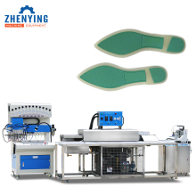 China Supplier Easy Operation Pvc Shoe Sole Making Machine