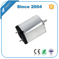 Flat dc motor WFF-030PK-12140 small dc 3v electric motor for sale