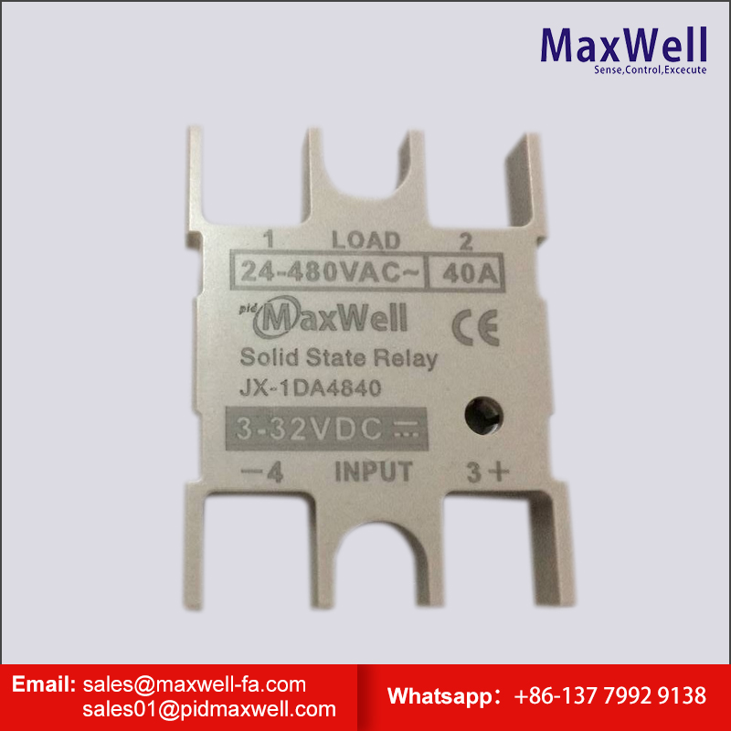 1 phase DC to AC solid state relay 220v with 12 months warranty