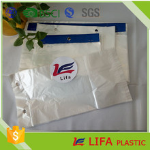 cheap price PE disposable calendar carrier bags newspaper bags