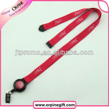 free artwork competitive prices high quality badge holder lanyard