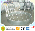Galvanized or powder coated wholesale hay bale cattle feeder